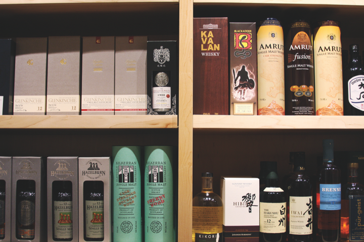 The Whisky Shop in San Francisco has seen world whiskies rise from obscurity to hot-ticket items.