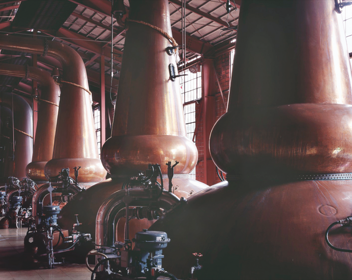 Nikka's Miyagikyo distillery is one of two whisky-producing facilities owned by the Japanese company.