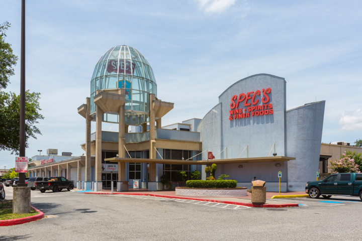 Lisa has worked with her parents to expand Spec's (Smith Street location in Houston pictured) to 165 units over the past decade and a half.