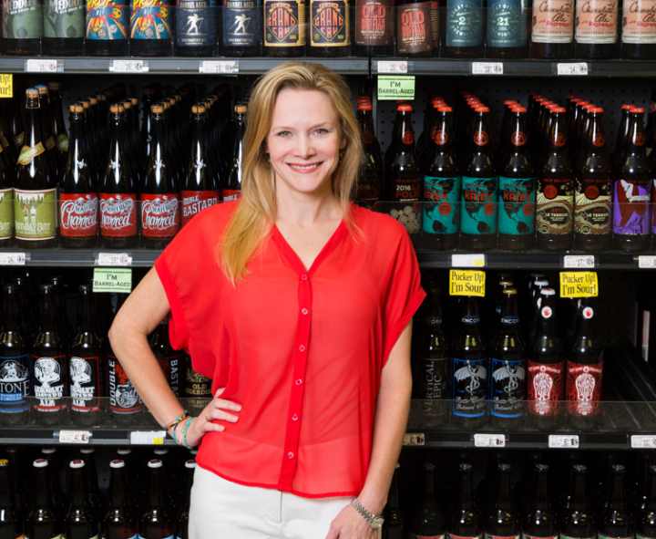 As the third generation of her family at the 165-unit Spec's chain in Texas, Lisa Rydman has used her marketing skills to help manage the company's expansion.