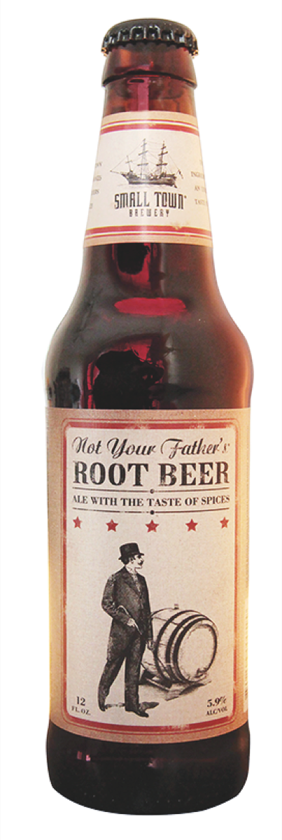 Not Your Father's Root Beer depleted 3 million (2.25-gallon) cases in 2015, its first year on the market.