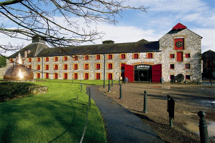 The Irish whiskey category has long been dominated by Pernod Ricard's Jameson (distillery pictured above). But the popular offering is facing new competition from craft players, non-distiller producers and even boutique-type marques within its parent company's portfolio.