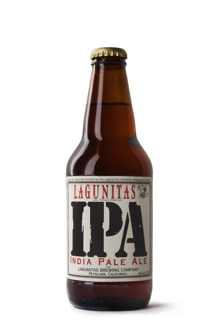 Lagunitas Brewing Co.'s flagship IPA has reached nearly 6 million cases. Heineken took a 50-percent stake in the company last year.