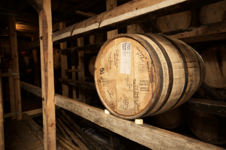 On- and off-premise customers can create a custom single barrel of Maker's Mark by combining five unique finishing stave types.