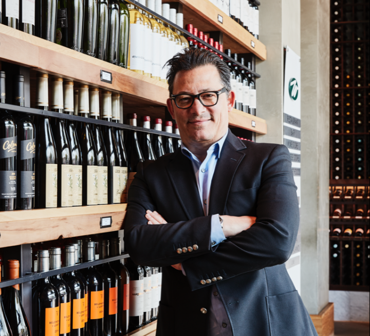 Christian Navarro worked at Wally's for more than 20 years before taking an ownership stake in 2013. He has now set his sights on growing the Wally's brand globally.
