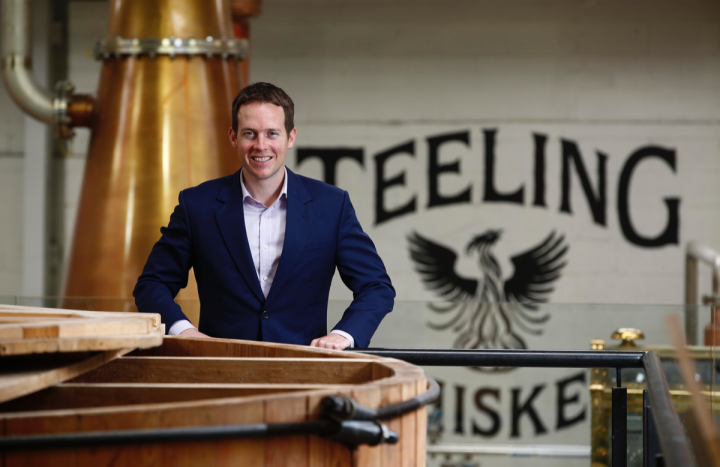 Teeling Whiskey Co. cofounder Stephen Teeling says consumers are seeking an emotional connection to the product.