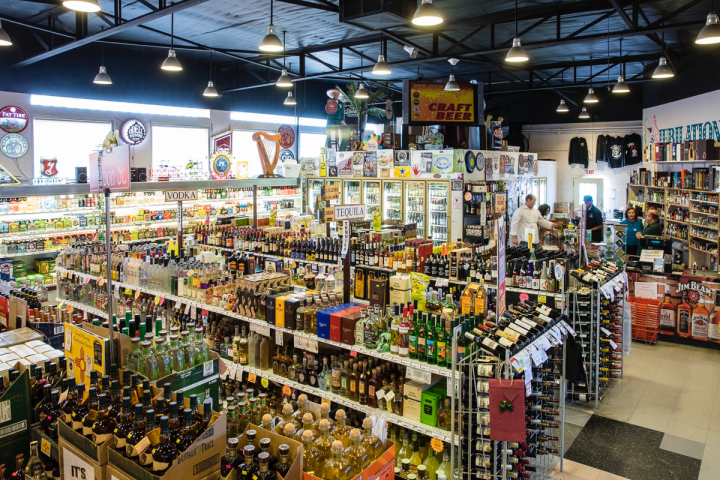 Spirits comprise a quarter of overall sales, and American and Scotch whiskies are thriving. Jubilation regularly features exclusive bottlings of Tequilas and whiskies.