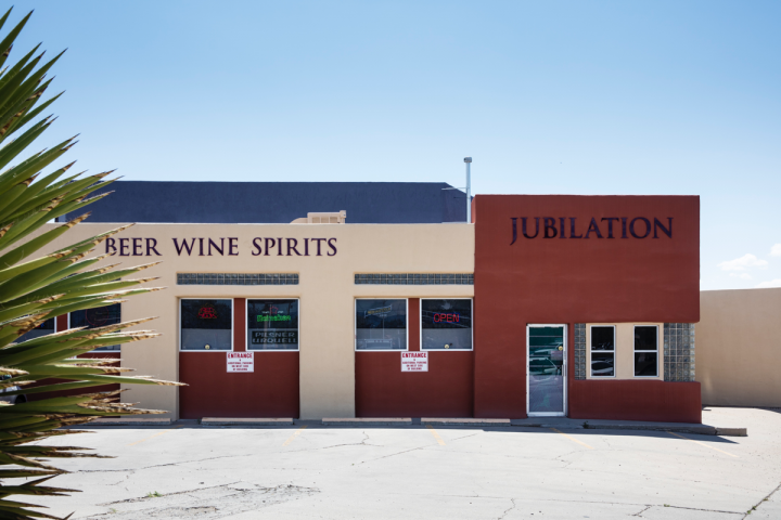 Jubilation is located in Albuquerque's Nob Hill neighborhood, and shoppers often seek out locally made products.