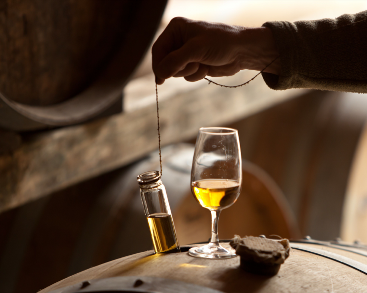 Craft producers like Osocalis (sampling pictured) credit mixologists as key champions for the category.
