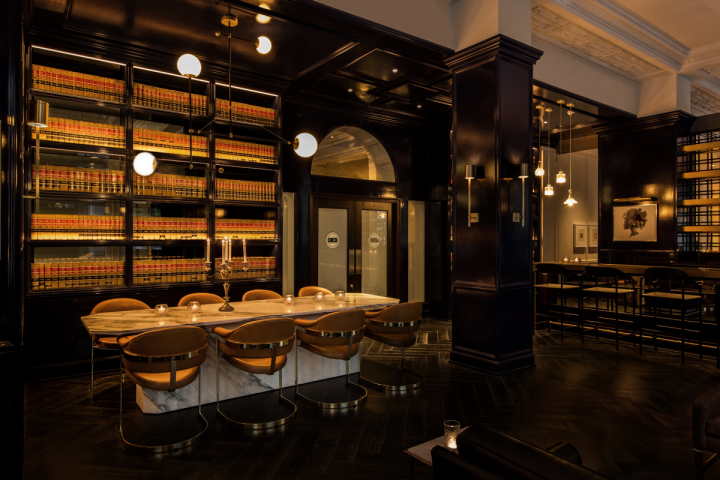 Kimpton venues strike a unique chord and offer different guest experiences in each market, like the intimate cocktail den Vol. 39 in Chicago.