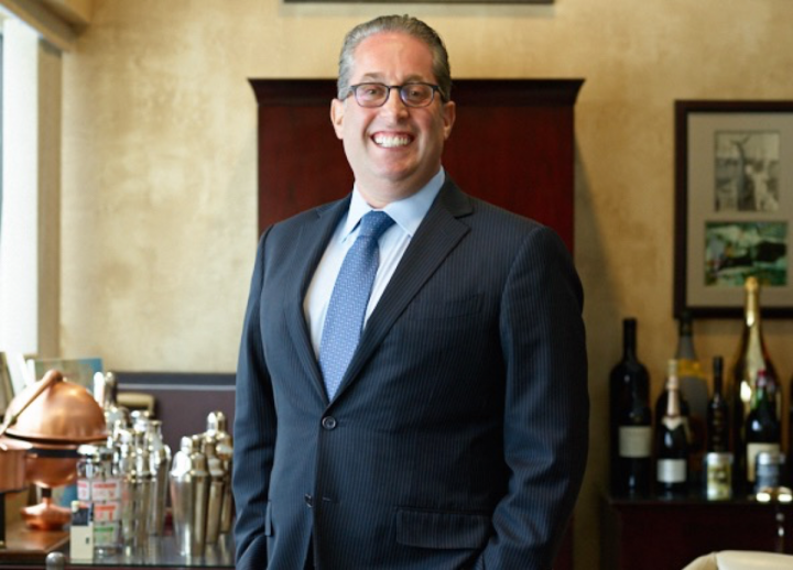 Marc Taub, president and CEO of Taub Family Cos., is building on his father's and grandfather's legacy and positioning the family firm for a new generation.