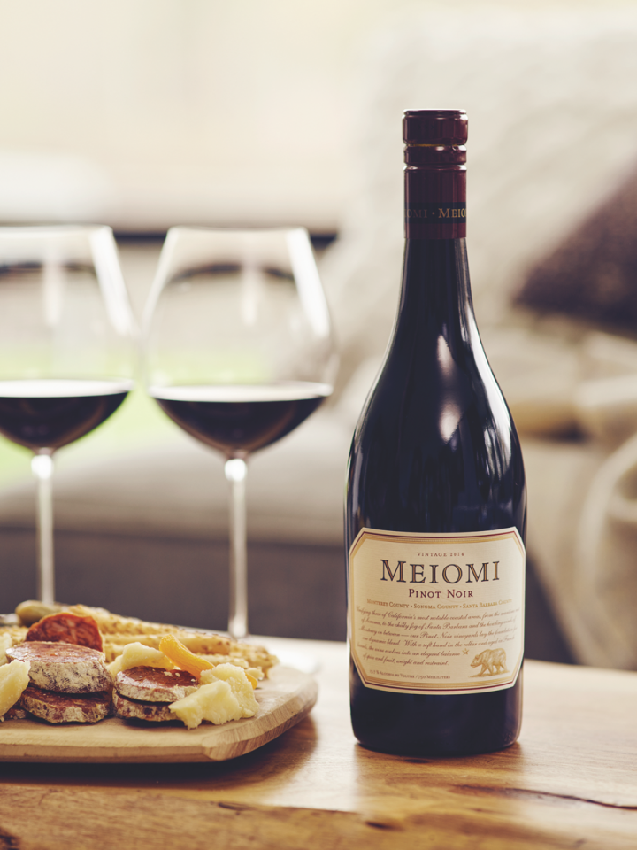 Meiomi and other brands are successfully broadening awareness of the California Pinot Noir category.