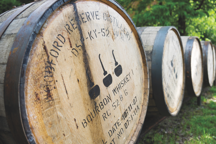 Most barrel programs primarily appeal to retailers, but some brands also cater to restaurants and bars. Until recently, Woodford Reserve's program exclusively targeted the on-premise.