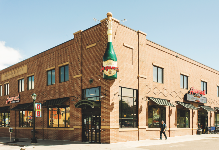 Large stores like Argonaut Wine & Liquor in Denver are well-positioned for the influx of new competition, while smaller players may struggle.