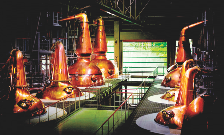 The Hakushu distillery in central Honshu is owned by Beam Suntory. Demand for Japanese whisky has exploded in the past five years, leaving many brands short on supply.