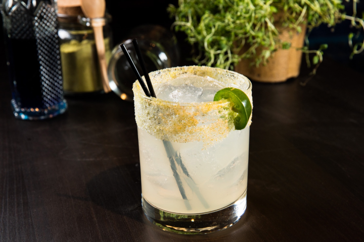 Beam Suntory is putting a new focus on at-home bartending through its online and social media initiative, The Cocktail Project. The new push helps educate consumers on how to make simple cocktails like the Jalapeño Margarita (above), made with Tequila and orange liqueur.