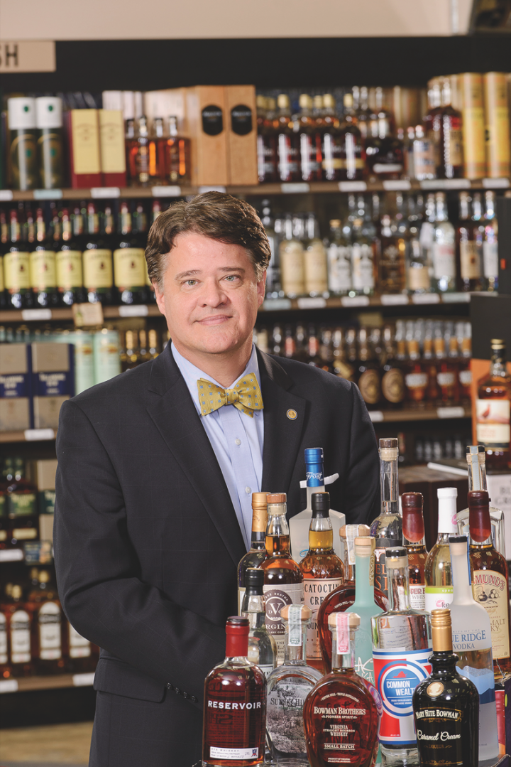 Virginia ABC chairman Jeffrey Painter sees consumer trade-up happening more frequently, especially in the whisk(e)y category.