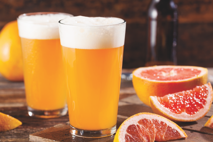 Fruit beers are one of the hottest segments in the craft beer category.