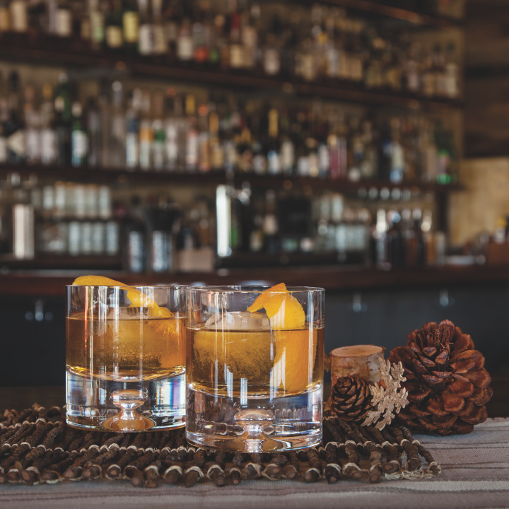 Appleton Estate (rum pictured) offers the same history and heritage credentials that whiskies have capitalized on in an effort to premiumize their products.