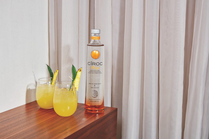 Cîroc launched Mango last year; it's the latest flavored expression to join the brand's flavor-heavy portfolio.