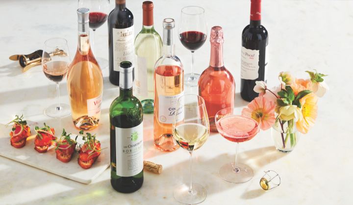 The Martha Stewart Wine Co. offers a wide range of varietals and price points, available to consumers by the bottle or in half or whole cases.