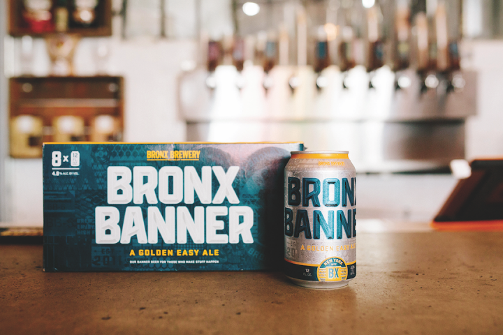 Banner ale (pictured) is one of the more sessionable beers in the brewery's lineup.