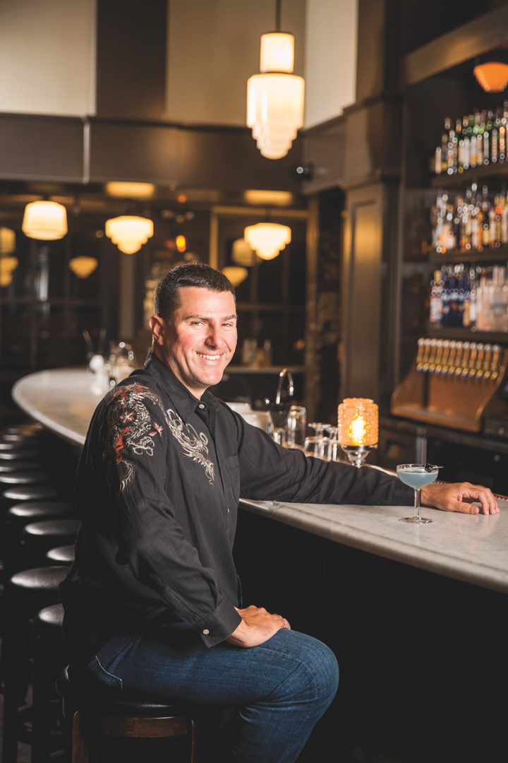 House Spirits CEO Thomas Mooney (pictured) believes that focusing on a few spirits is key when competing against major players and their resources.