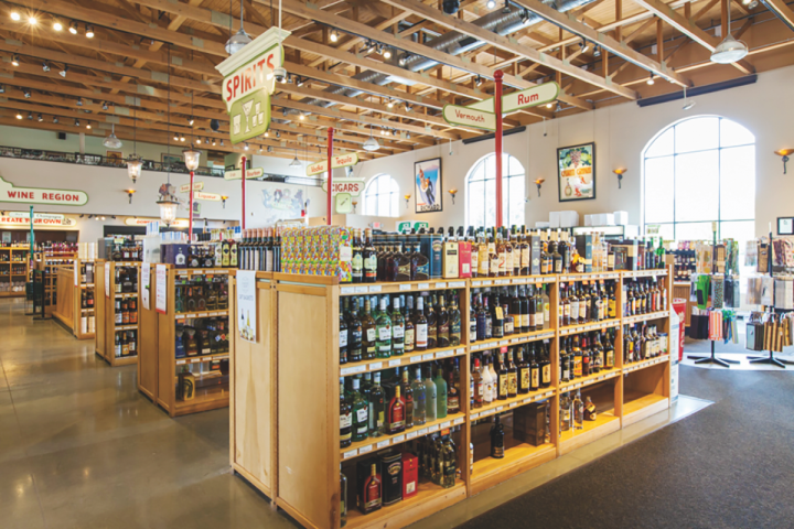 Minneapolis retailers like France 44 Wines & Spirits (pictured) have adapted to the new consumer enthusiasm for local producers.