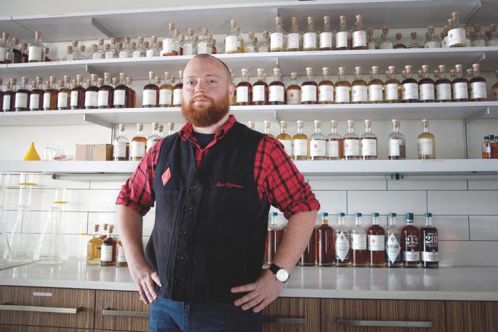 Matt Hofmann, cofounder of Seattle-based Westland Distillery, is pioneering American single malt whiskey through a refined, experimental approach.