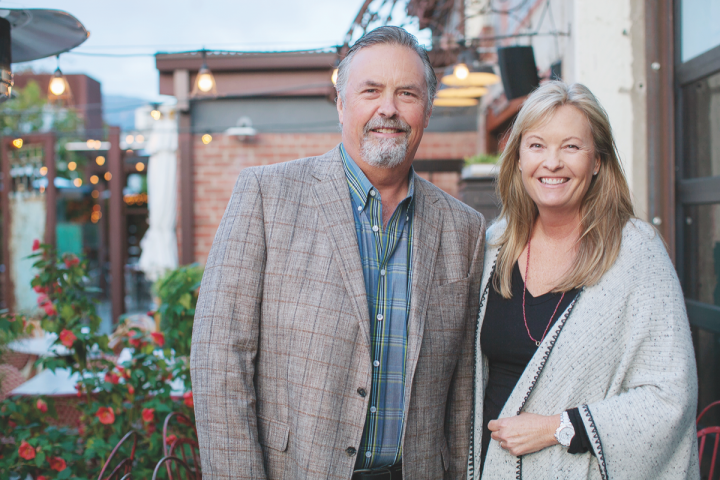 Eli Parker and Ashley Parker-Snider (pictured) of Fess Parker Winery are launching a new line of high-end Napa Cabernets and a sparkling wine brand.