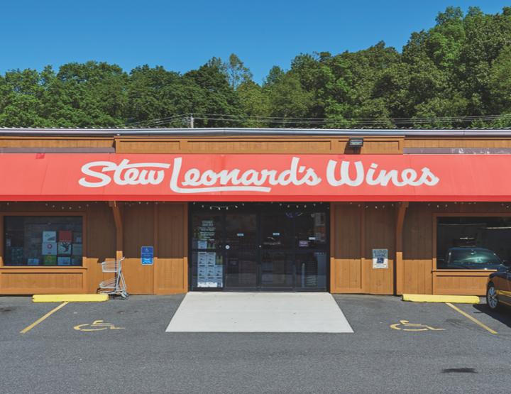 Founded in 1999, Stew Leonard's Wine & Spirits has nine stores across three states (Danbury, Connecticut, store pictured).