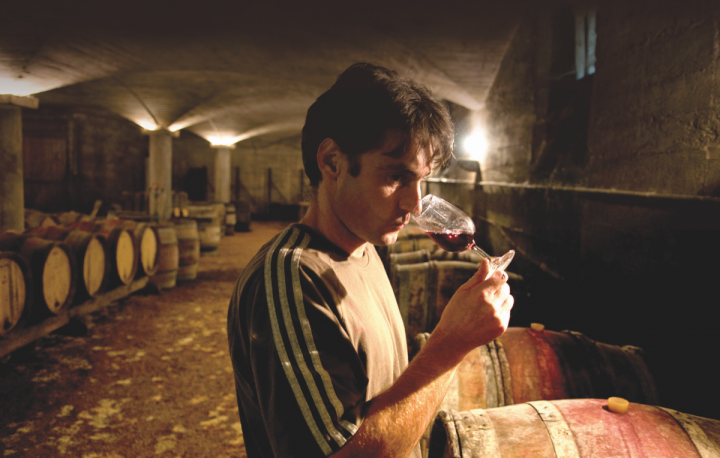 Frederick Wildman has seen demand skyrocket organically for cru wines from Stéphane Aviron (pictured).