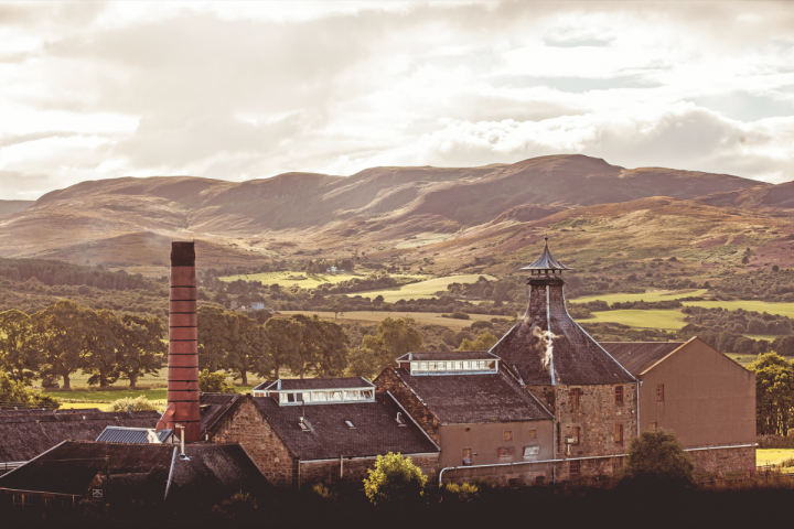The single malt boom has created huge opportunity for major brands, as well as smaller labels like Balblair (distillery pictured) in the northern Highlands.