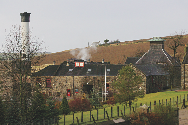 Brown-Forman acquired the GlenDronach (distillery pictured), BenRiach and Glenglassaugh brands and distilleries for $416 million last year, marking a new foray into the single malt category. Brown-Forman aims to make the United States the brands' number-one market.