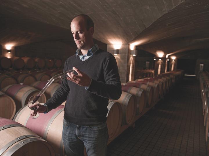 Craggy Range winemaker Matt Stafford produces a popular Syrah out of the company's Gimblett Gravels vineyard in Hawke's Bay.