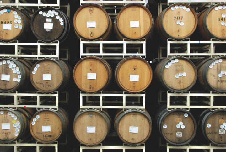 Portland, Oregon–based Cascade Brewing is a pioneer of barrel-aged sour beer production, with its first offerings dating back to 2004. Today, the brewer distributes exclusively barrel-aged sours.