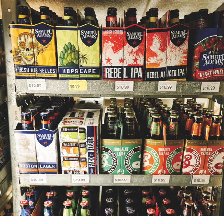 Sparrow Wine & Spirits in Hoboken, New Jersey, now stores most of its beer selection in coolers to ensure quality and freshness. This initiative is being echoed by retailers nationwide.