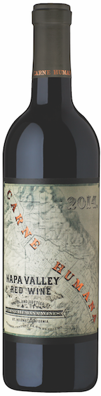 Napa Valley field blend Carne Humana is sourced from Rancho Carne Humana, an 18,000-acre Mexican land grant created in 1841.