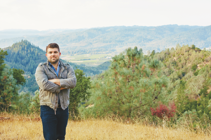 Joe Wagner founded Copper Cane Wine & Provisions in 2014 and has already built a platform for growth. The portfolio now boasts seven wine brands from California and Oregon.