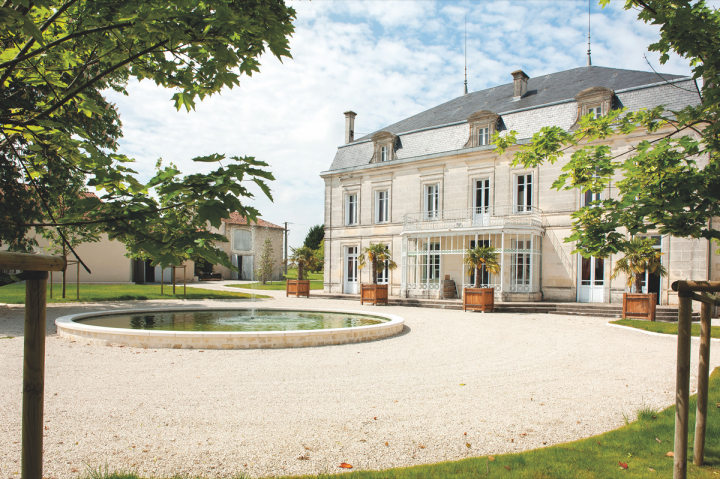 Boutique Cognac producer Maison Ferrand (Château de Bonbonnet Ferrand headquarters pictured) has expanded its offerings to include nontraditional expressions in a move to engage new consumers.