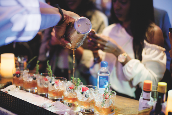 Martell recently launched the HOME initiative, a consumer education campaign aimed at boosting brand awareness and inspiring drinks to entertain at home with Martell-based cocktails.