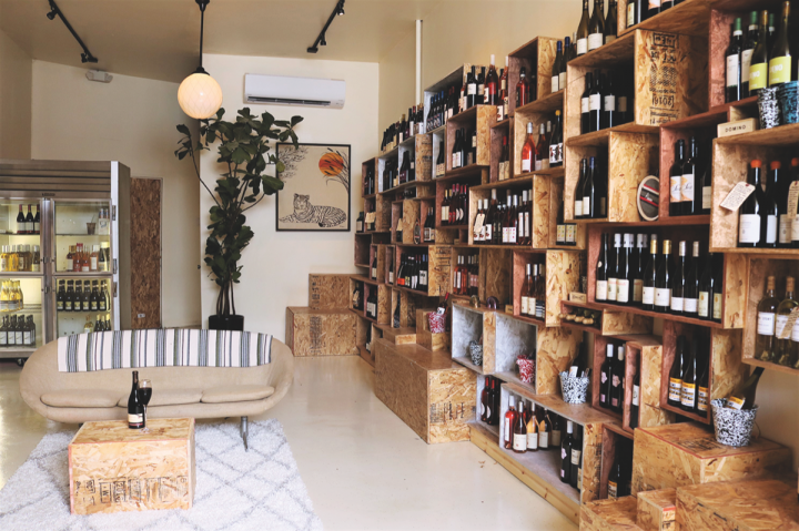 Based in Los Angeles' Silver Lake neighborhood, Vinovore aims to be a different sort of wine shop, from its singular focus on female winemakers from around the globe to its unique, Chinese zodiac–like categorization of wines.