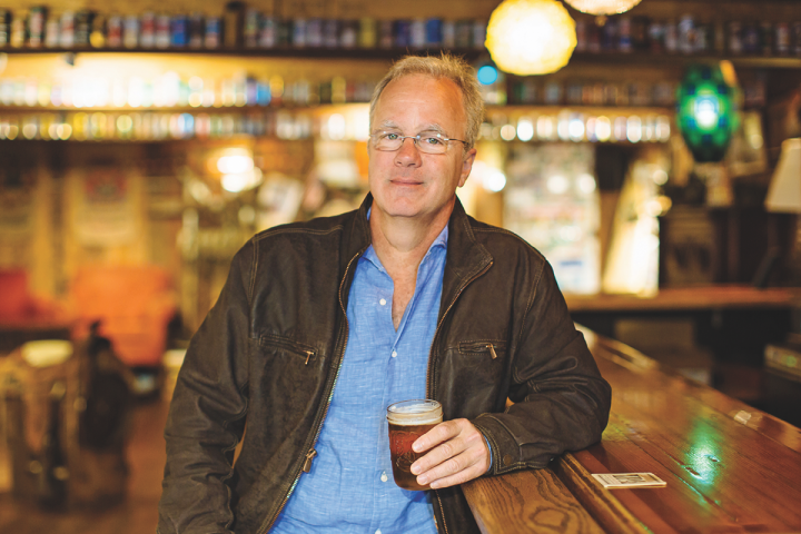 Lagunitas founder Tony Magee brewed his first batch of beer in 1993.