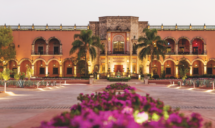 Bacardi has agreed to acquire 100% of Patrón Spirits Co. (Hacienda Patrón pictured), in which it's had a 30% ownership stake since 2008.