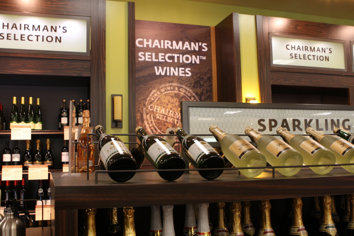 The PLCB's Chairman's Selection features discounts for highly rated wines above $10 a 750-ml.