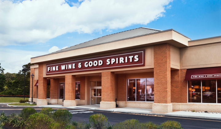 At PLCB stores (Glen Mills, Pennsylvania store exterior pictured) across the state, consumers are growing more comfortable with alternative packaging for wine.