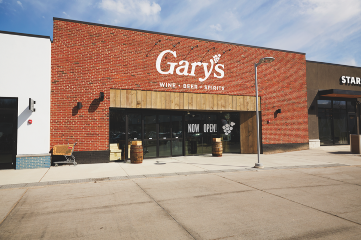 While there are no current plans for further expansion of Gary's Wine & Marketplace (Closer store exterior pictured), Fisch is open to the idea of adding more stores in the future.