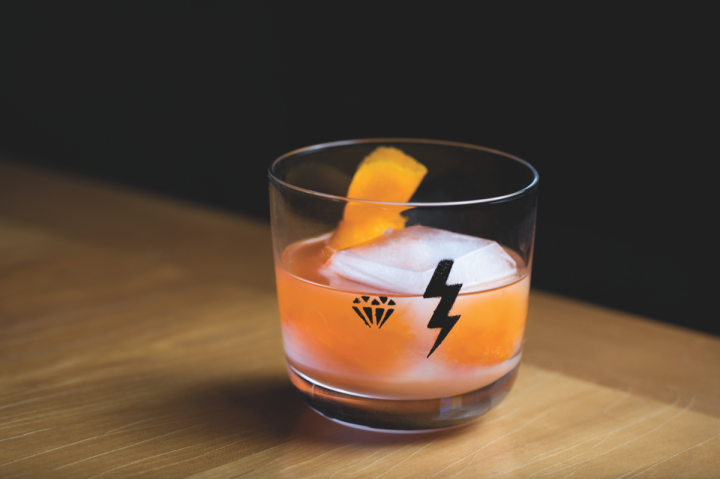 Oaxaca-based Gem & Bolt (brand's Mezcal Old Fashioned pictured) launched in 2016, and has since generated strong off-premise sales.