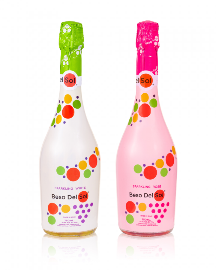 Beso Del Sol is among the leading sangria brands in the U.S. with 208,000 cases depleted in 2017.