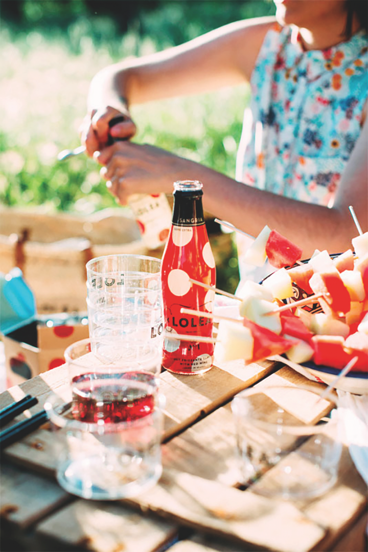 While established brands showed modest growth, three of the top eight sangria brands had double-digit gains in 2017, including Lolea (pictured).